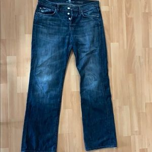 7 for all man kind men's jeans